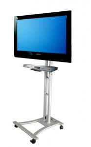 Mobile LCD/Plasma stands