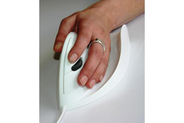 AirObic 2 Mouse White Left-handed