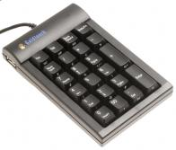 Goldtouch numeric keyboard USB Black